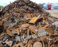 回收废旧钢铁