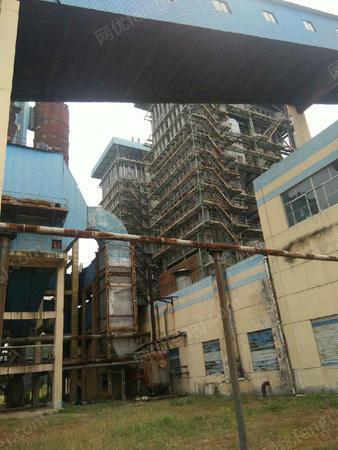 出售电厂锅炉130吨2台