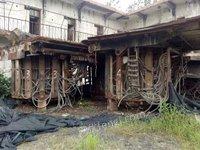 杭州因达12吨中频炉3套和20吨中频炉一套出售