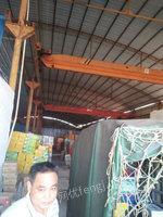 出售10吨龙门吊包厢式跨度20米外悬3米