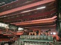 低价出售 QD桥式双梁行车天车 10吨跨度22.5米