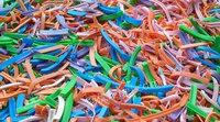 长期大量回收各种废旧塑料