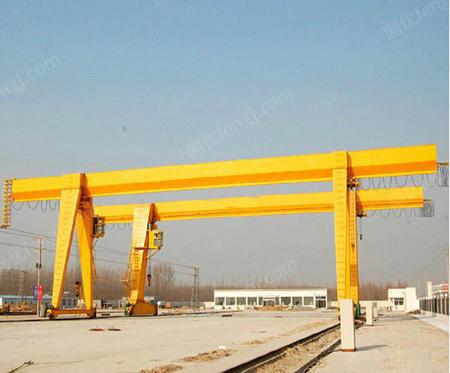 转卖二手MH型10T龙门吊 门式起重机 花架龙门吊 20吨箱式龙门吊