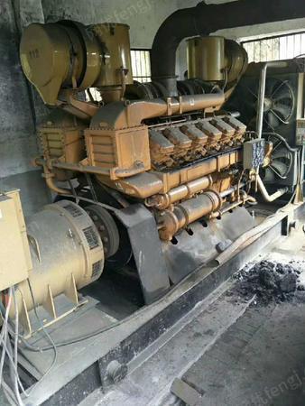 出售九重新济柴800千瓦发电机