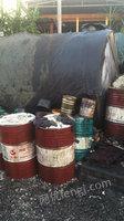 广西回收废油废机油导热油