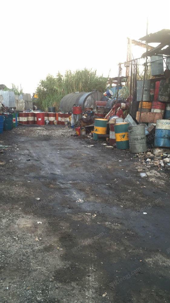 长期回收废油废机油柴油