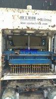 二手泉工砖机10型机出售