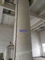 纺丝化纤干燥塔1.5吨1。2??吨