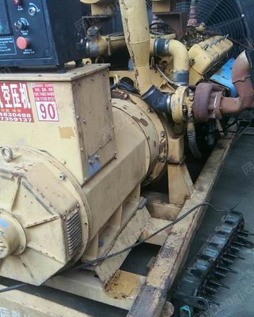 出售二手12v135,300kw柴油发电机组