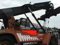 75吨范特斯正面吊