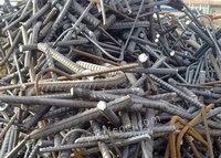 高价回收废钢材,报废设备
