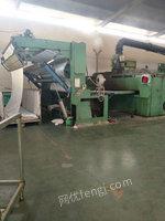出售3米2 韩国原装日星定型机