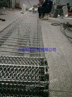 出售八成新铁丝网流水线