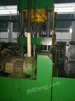 出售500吨四柱液压机工作台面1400X1400