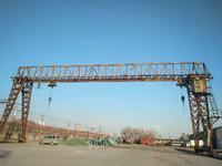 低价转让16+16吨30米葫芦龙门吊一台