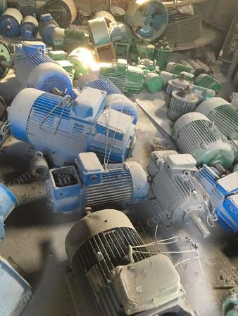 广东高价回收电动机