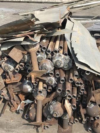 广东长期高价回收废铁