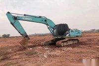 11年神钢210超八挖机出售
