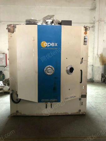 出售1.35米韩一光学镀膜机