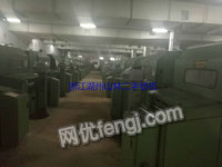 出售梳棉机:青岛纺机201B梳棉4O台