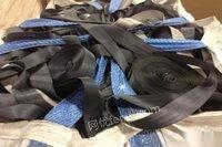 常年求购废旧汽车安全带织带