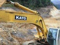 加藤1430-3挖机出售