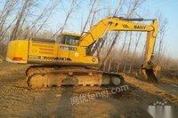 三一215-8S挖掘机出售手续齐全个人车