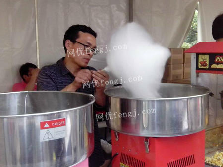 棉花糖机电动型棉花糖机上海棉花糖机租赁