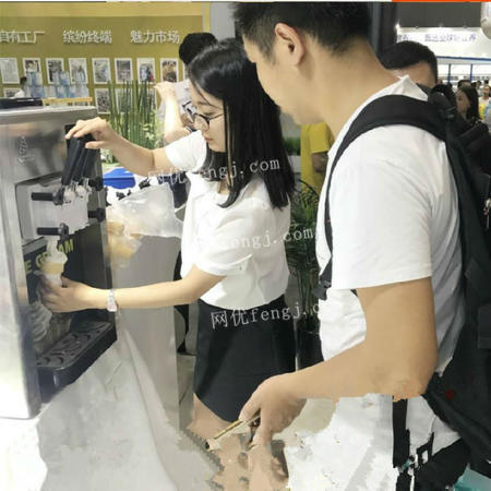 上海冰淇淋机临时出租