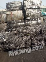 湖南长期大量回收201废不锈钢、304废不锈钢