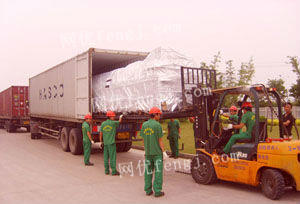 出租上海静安区3吨7吨叉车设备装卸搬运上下楼