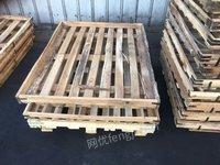长期出售二手木托盘1.1*1.4和1.1*1.3