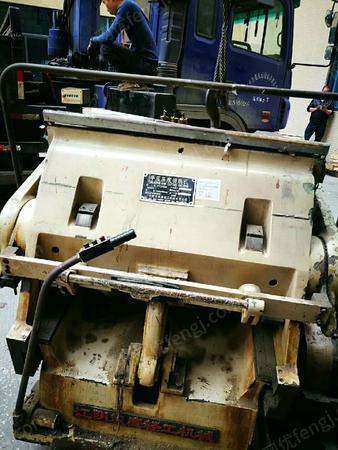 出售江阴1040压痕切线机