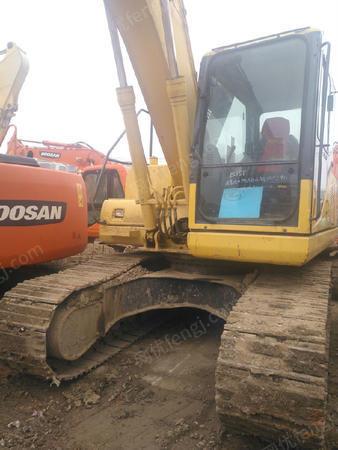 小松160挖掘机出售 完美车况性能免检
