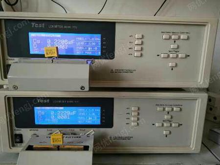 Test1770精密数字电桥,高速LCR表,DCR测量仪出售