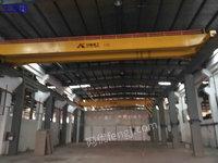 出售欧式行车2台10吨13.7米台湾生产,2台10吨19.5米