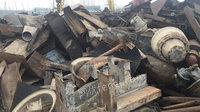 长期收购废钢、重废