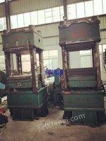 急需台湾产平板硫化机18台3