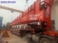处理旧32吨50吨双梁天车 天吊 行吊 行车 双梁吊