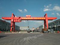 出售单梁起重机5吨跨度16.5米,10吨跨度16.5米