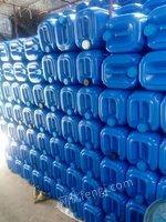 山东淄博大量出2手25升塑料桶,9.5成新以上,非常好清洗