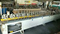 出售木工机械 排钻 开料锯 推台锯 往复式电子裁板锯MJB270