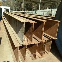 长期收购钢材槽钢工字钢