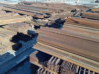 大量收购积压库存新旧钢材、工字钢、螺纹钢