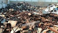常年大量回收废钢边角料