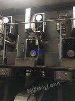 纺丝化纤生产线五条大厂出售