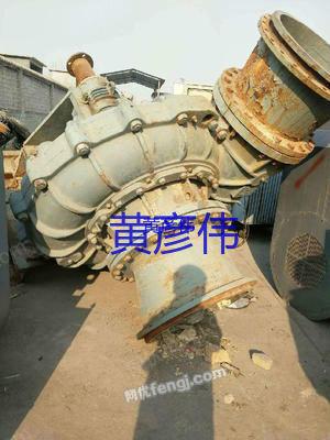 出售电厂:高压电机,工业水泵,罗茨鼓风