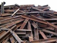 废铁废钢铁钢槽铁板等回收