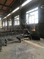 出售西安 10年产钢结构生产线