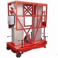 上海铝合金升降机升高6米电动液压升降机厂家